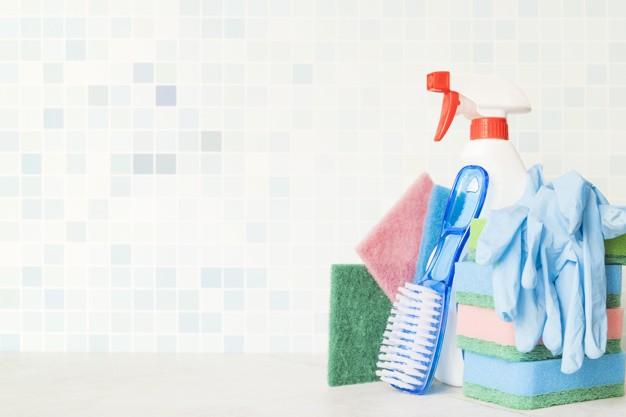 Limpia tu mampara